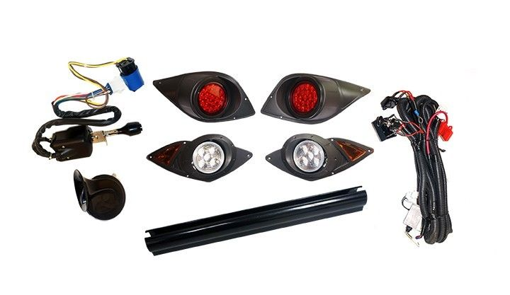 Yamaha Golf Cart Led Headlights
