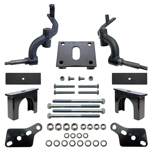 Jb Carts 03 5 09 Club Car Ds 3 Drop Spindle Lift Kit Gas And